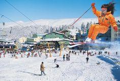 Haftasonu Uludağ'da Kayak ve Kar Keyfi ! Lüks Otobüslerle Ulaşım , 1 Gece Bursa'da 4*Otel Yarım Pansiyon Konaklama , Rehberlik ve Araç İçi İkramlar Dahil 129TL ! ( 15 Mart 2015 Tarihine Kadar Her Cumartesi Hareket Pazar Akşamı Dönüş )