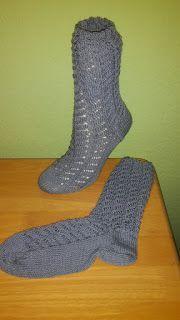 Chaya´s Nadelspielerei: ANU Socken