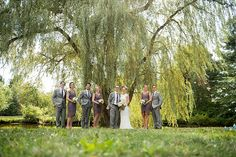 Succop Conservancy Wedding, Schneider Family Photography, Bride and Groom, Husband and Wife Photography Team, Beaver County Wedding Photographers, Pittsburgh Bride, Pittsburgh Wedding Photographers, Outdoor Wedding Venue, Willow Tree Wedding, Willow Tree Ceremony, Bridal Party