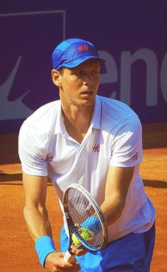 Tomas Berdych #Barcelona #tenis #tennis  @JugamosTenis