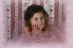 Sessione fotografica con una bambina speciale