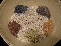 Aujourd'hui je vous propose une recette de céréales toatées qui peut également servir de base pour un muesli maison !! Vous allez voir il n'y a rien de compliqué et c'est tellement bon.