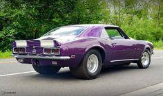 '68 Camaro in my favorite color!