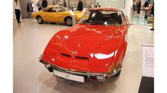 Techno Classica Essen 2016 : le stand Opel