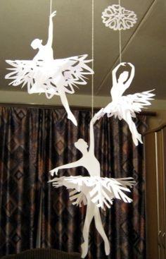Frozen/ ballerina bday party!