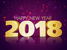 HAPPY NEW YEAR! Wishing you and your family a prosperous and healthy new year...