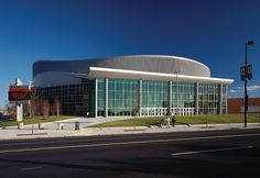 This is my absolute favorite place in all of manchester NH! - the Verizon Wireless Arena :)
