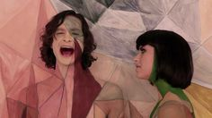Gotye - Somebody That I Used To Know (feat. Kimbra) - official video, via YouTube. (When you've been the victim of NPD - You can relate to both sides of this song.)