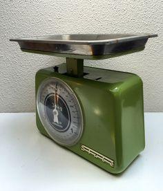 Online veilinghuis Catawiki: Vintage Stube weegschaal