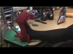 Shoe Tips : How to Make Shoes That Are Too Big Fit