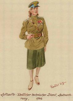 ARMATA ROSSA - Tecnico di Aviazione 1945 - Knotel