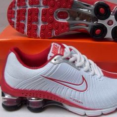 cheapshoeshub com Cheap Nike free run shoes outlet, discount nike free shoes Nike Shox...these, in pink and white, my fav color!!