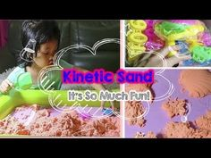 Kinetic Sand | Unboxing and Review