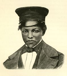 Anna Maria Weems wearing her Underground Railroad disguise | 'Brooklyn Abolitionists' Reveals a Surprising History - NYTimes.com
