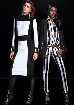 Balmain per H&M: i look in anteprima - VanityFair.it
