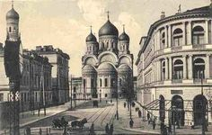 St. Aleksander Nevskij-katedralen i Warszawa