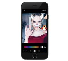 Messaging app Telegram adds selfie masks DIY GIFs