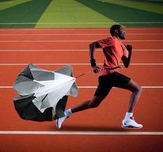 "Aosom 48"" Speed Resistance Running Training Parachute"