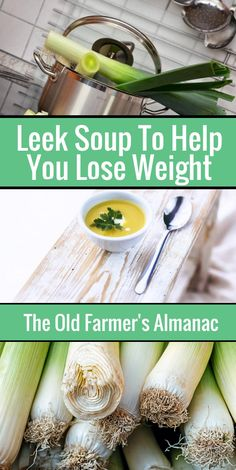 Leek Soup to Help You Lose Weight