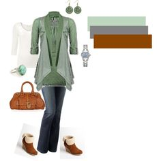 Spring Snow Day, created by mtnhuny on Polyvore
