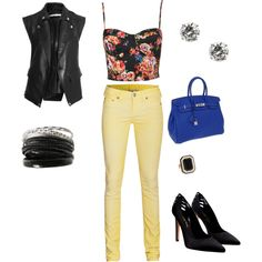 Fun outfit I would rock!
