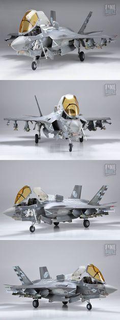 ▶ Lockheed F-35B