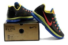 Nike Kd Elite Shoes Zoom V 5 Mens Black