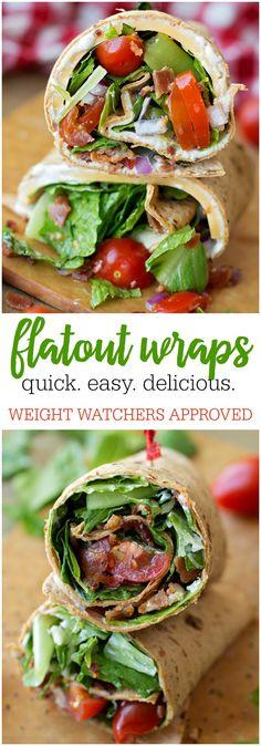 Flatout Wraps - simp