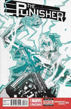 Written By Nathan Edmondson , Artist Mitch Gerads , Cover Artist Mitch Gerads ,Frank discovers the Dos Sols gang's newest weapon. Bad news for Frank. The Punisher dukes it out with one of the Marvel U