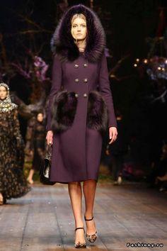 Dolce   Gabbana Осень-Зима 2014-2015   новая осенне зимняя dolge gabbana  женская 9fc43e4feb2d4