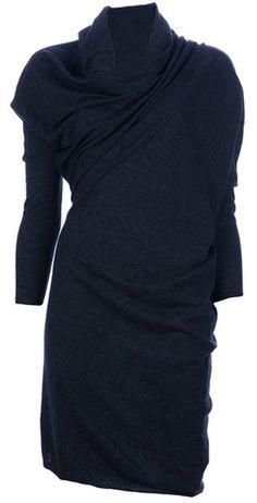 p.a.r.o.s.h. knit dress