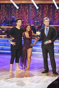 Mark Ballas & Christina Millian...Dancing with the Stars...week 1...season 17...fall 2013