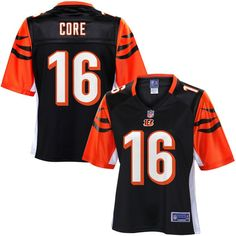 Cody Core Cincinnati Bengals NFL Pro Line Women's Player Jersey - Black