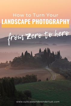 Master your landscape photographs and turn your photos to fantastic shots. Hop over to this article and read everything you need to know to turn your landscape shots from zero to hero. Landscape Photography Tips, Scenic Photography, Phone Photography, Aerial Photography, Night Photography, Landscape Photographers, Landscape Photos, Amazing Photography, Digital Camera Tips