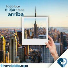 ¿Ya conoces Nueva York? #Viaja con #TravelPIDIA