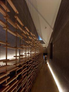 Gallery of Momofuku Ando Center / Kengo Kuma & Associates - 4