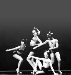 Group dance bad girls