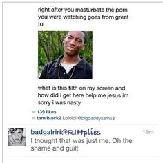 She gets off like the best of us. | 25 Reasons Rihanna Is The King Of Instagram Replies