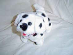 AMAZING PUPPY - Walks, Sits, Barks, Flips Over â Battery Operated