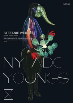 Visual Identity of ADC Young Guns 8