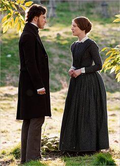 Michael Fassbender and Mia Wasikowska in Jane Eyre, Dir. Cary Fukunaga (2011).