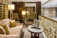 Hilton Hotel Budapest - Gold Winner - 2015 London Design Awards