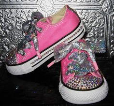 converse  rhinestone converse toddler converse  kid sparkly sneakers  bling  converse  custom conver 218f2bbc2c