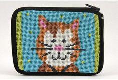 Coin Purse - Cat - Needlepoint Kit Alice Peterson Company http://www.amazon.com/dp/B004PE4NEQ/ref=cm_sw_r_pi_dp_.cUsvb0VJ3H2D