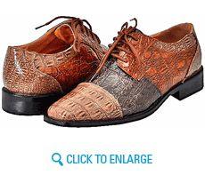 Roberto Chillini 6243 Espresso Mens Dress Shoes