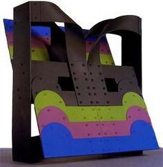 Edgar negret. Modern Sculpture, Iron, Panel, Metal, Image Search, Ideas, Artworks, Activities, Drawings