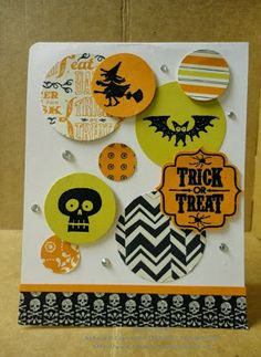 Stampin' Up! Halloween