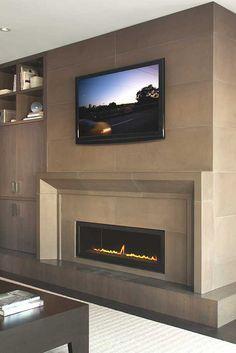 Steel Fireplace Mantel Shelf | Mantel shelf, Mantels and Shelves