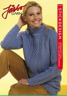 Wonderful sweater.