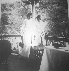 Grand Duchesses Olga and Tatiana Nikolaevna Romanova of Russia A♥W